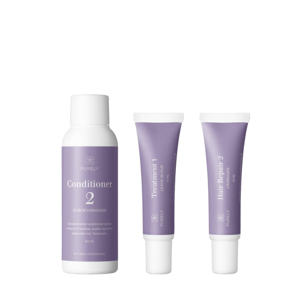 Tester: Farvet og kemisk behandlet hår