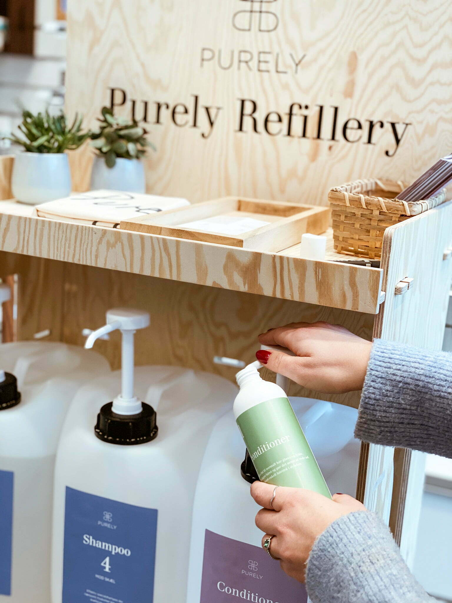Purely Refillery