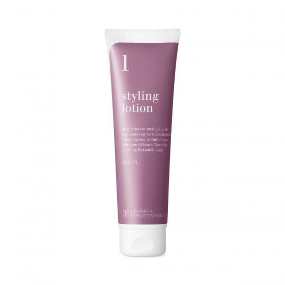 Styling Lotion 1 2