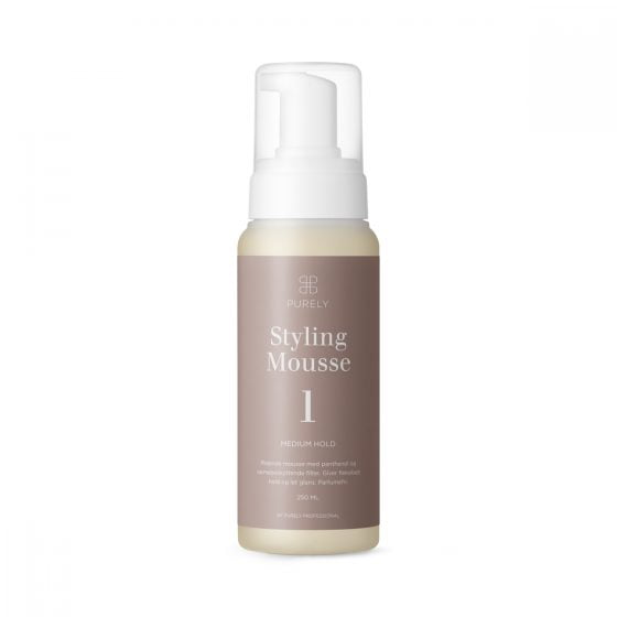 Styling Mousse 1 2